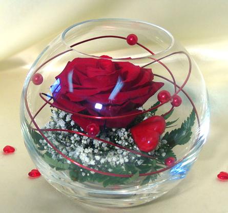 Virágposta - Így gömbölyű! virágküldés