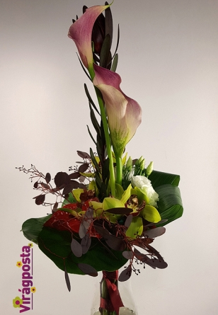 Virágposta - Lepjetek meg! -