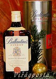 Virágposta - Ballantines Whisky - 0,5 l