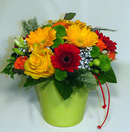 Virágposta - Mosolygós napot - kedvezménnyel