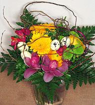 Virágposta - Színpompás húsvéti csokor
