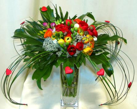 Virágposta - Szívem szeretetével