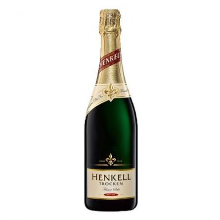 Virágposta - Henkell Trocken Fehér, száraz, minőségi pezsgő