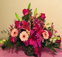 Virágposta - Think Pink! - A virág rózsaszínben!