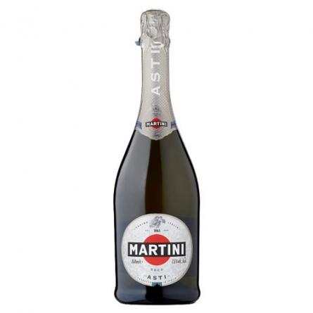 Virágposta - Martini pezsgő