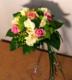 Virágposta - Rózsák és gyöngyök