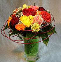Virágposta - A rózsák színe