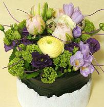 Virágposta - Üde húsvét