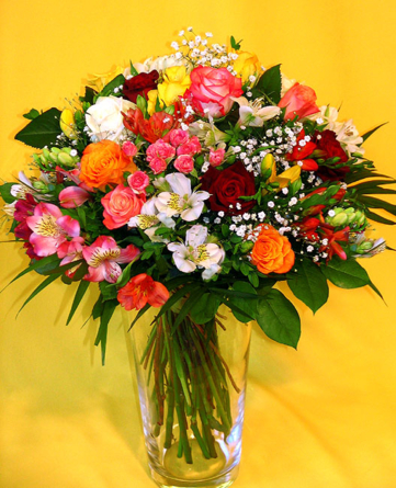 Virágposta - Nyárias köszöntés
