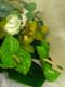 Virágposta - Luxus csokor kálákkal