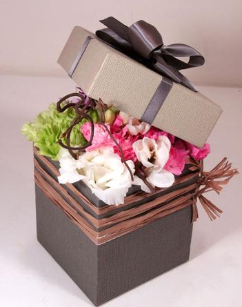 Virágposta - Kincses virágbox tavaszi hangulatban