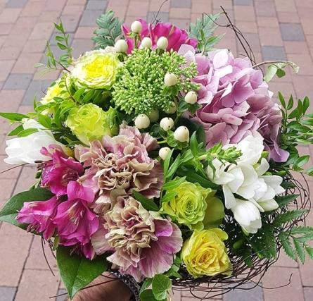 Virágposta - Veled, csak veled