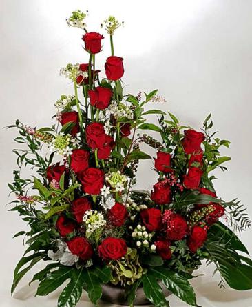 Virágposta - Rózsák, másképp - különleges meglepetés