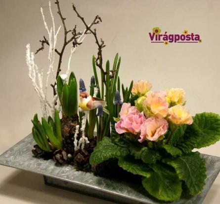 Virágposta - Varázsolj Tavaszt!